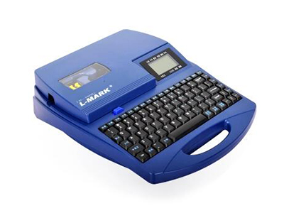 力码 LK-340 号码管标签打印机 lk340套管打字机 替硕方TP60i