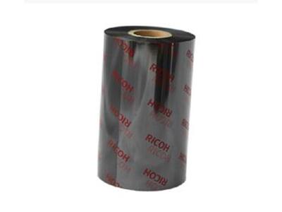 RICOH理光B110A 110mm x 300m混合基碳带 理光标签碳带 标签色带