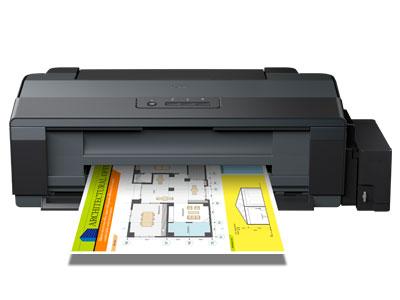 爱普生 L1300 (A3+,4色分离,5760dpi,厂家墨仓式)