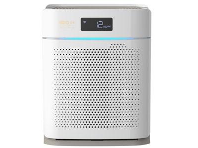 亚都 KJ350G-P3D   双面侠雾霾版 空气净化器,自动监测,三色数显;风量可调,多面进风;符合滤芯,双面净化;智能WiFi,手机远程遥控。