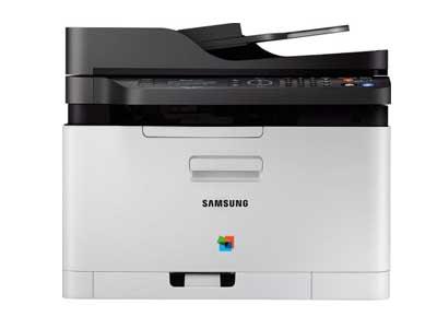 三星 C480FW  A4,彩色激光打印复印扫描传真,无线网络