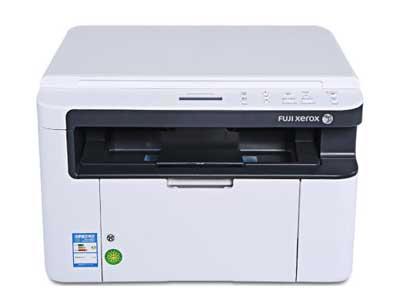 富士施乐 M115B    产品类型: 黑白激光多功能一体机 涵盖功能: 打印/复印/扫描 最大处理幅面: A4 耗材类型: 鼓粉分离 黑白打印速度: 20ppm 打印分辨率: 2400×600dpi 网络功能: 不支持网络打印 双面功能: 手动