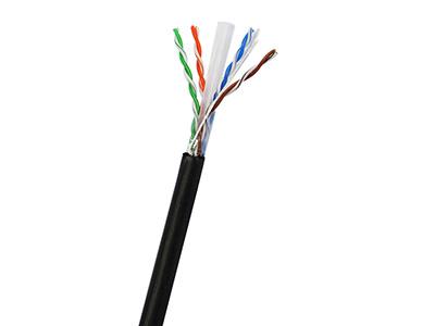 天誠 室外六類4對非屏蔽室外線纜 用于大樓通信綜合布線系統中工作區通信引出端與交接間的配線架之間的布線,以及住宅綜合布線系統的用戶通信引出端到配線架之間的布線