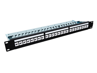 天誠 24口超六類非屏蔽配線架 10 GBASE-T以太網;1000 BASE-T千兆以太網;100 BASE-T快速以太網;10 BASE-T以太網;語音,視頻及其它應用管理區域內語音、數據等信息的連接