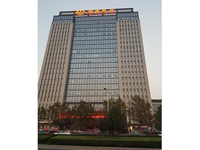 鄭州招商銀行總部辦公樓智能化項目 河南華安保全智能發展有限公司