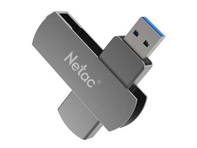 朗科U681(3.0优盘)32G    旋转USB3.0优盘