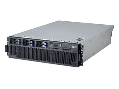 """联想System x3850系列    """"产品类别: 机架式 产品结构: 3U 标配CPU数量: 1颗 硬盘接口类型: SAS"""""""