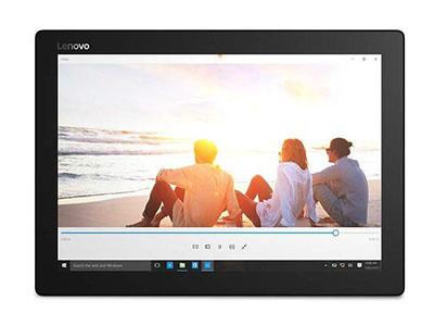 """联想 MIIX 4 精英简装版 二合一笔记本电脑 12英寸 黑色    """"操作系统 Windows 10 家庭版 存储容量 4GB 扩展支持 Micro SD 硬盘容量 128GB 屏幕尺寸 12英寸 屏幕分辨率 2160x1440 屏幕类型 IPS 指取设备 触摸"""""""