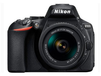 Nikon/尼康 D5600 18-55 单反相机  传感器:APS画幅(23.5*15.6mm);有效像素:2416万;显示屏尺寸:3.2英寸;显示屏像素:103.68万像素液晶屏;连拍速度:支持(最高约5张/秒);快门速度:1/4000-30秒;电池类型:锂电池;