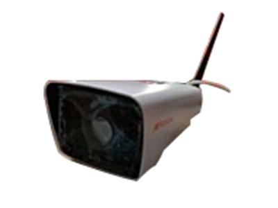 8100 130W像素室外插卡防水枪机,自带WIFI热点(最大32G)