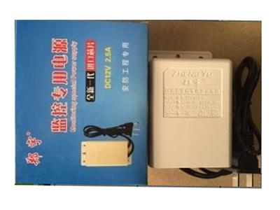 郑宇 ZY-1202C 12V 2A经济型开关电源 ,  采用贴片工艺,5.5×2.1 直流线, 按3C标准生产,长期使用,故障率极低,PC外壳,带灯