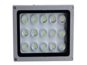 """15灯白光灯(12V) """"灯管数量:15颗1W大功率LED白光点阵灯; 输入电压:DC12V; 外壳材质:全铝合金外壳; 防护等级:IP65; 启动方式:光控开关自动控制,精准的恒流驱动电路 功    率:15W """""""