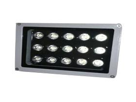 """15灯红外灯(12V) """"灯管数量:15颗2W大功率LED红外点阵灯; 输入电压:DC12V; 外壳材质:全铝合金外壳; 防护等级:IP65; 启动方式:光控开关自动控制精准的恒流驱动电路 功    率:30W"""""""