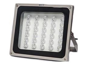 """30灯白光灯(220V) """"灯管数量:30颗1W大功率LED白光点阵灯; 输入电压:AC220V; 外壳材质:全铝合金外壳; 防护等级:IP65; 启动方式:光控开关自动控制,精准的恒流驱动电路 功    率:30W """""""