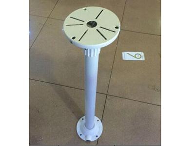 半球吊装伸缩支架 材质:铝合金   60-1.2米伸缩