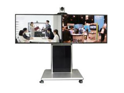 中兴 ZXV10 TRS220S 是集高清视频会议编解码器、高清摄像机以及显示屏于一体的新型幻真设备,部署快速简单。便捷的移动性,能轻松的融入各种会议场所,不影响现有布局