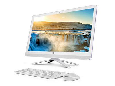 惠普 20-c030cn  显示屏尺寸:19.5英寸 分辨率:1920×1080 操作系统:Windows 10 处理器:Intel Core i3-6100U 内存容量:4GB 硬盘容量:1000GB 显卡芯片:Intel HD 520