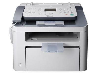 佳能 FAX-L150 产品定位: 台式 产品类型: 激光传真机 涵盖功能: 传真/复印/打印 介质类型: 普通纸 调制解调器速度: 33.6kbps 传输速度: 约3秒/页 产品重量: 约8.8kg(含硒鼓)
