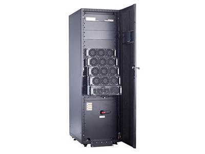 """UPS5000-E系列 (25-800kVA)    """"可靠:模块全冗余设计,无任何单点故障;iPower故障预警功能,电池、电容以及风扇等关键部件失效预警,防止故障扩大; 高效:低载高效设计,最常用负载率段保持95\%-96\%的高效率,匹配数据中心真实业务场景,有效节约能耗开支,降低能耗50\%以上; 简单:全模块化架构,轻松实现边成长边扩容;热插拔设计,维护时间低至5分钟,故障状况下用户可自行在线维护,大幅提升系统可用性。"""""""