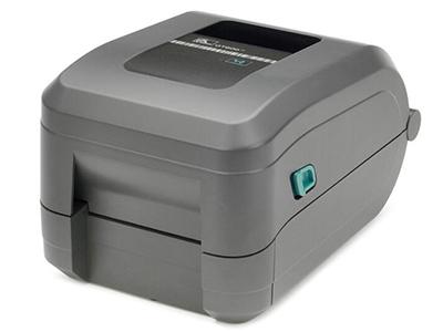 """斑马Zebra GT820    """"分辨率: 203 dpi(8 点/毫米) 打印速度: 5 英寸(127 毫米/秒 打印方式: 热敏或热转印 内存: 8MB"""""""