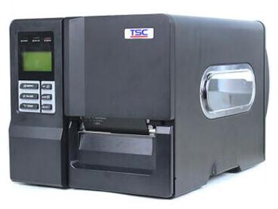 "TSC ME 240    ""产品类型: 条码打印机 分辨率: 203dpi 打印速度: 106mm/s 打印方式: 热敏和热转印 通信接口: USB接口"""