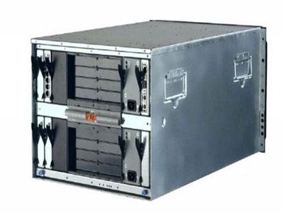 IBM BCE 86774SC  IBM eServer BladeCenter(tm) Chassis with 2x2320W PSU (BladeCenter E机箱,7U,14个槽位,标配2个2320W电源和1个AMM管理模块(键盘鼠标接口为USB),4个IO模块托架,2个冗余风扇, SATA DVD Multi-Burner)