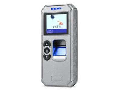 中研 Z-6500F 1.光学指纹识别技术,完全杜绝代打卡 2.全彩色1.8寸显示屏 3.线路导航、漏检提示功能 4.LED照明 抗摔记录多达32000条 5.防水、防震、耐高温 6.内置电池USB线直充