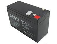 顺安居 AS-12V7AH 蓄电池 DC12V7A,断电可保证正常工作