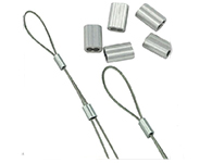 顺安居 AS-SXQ 束线器 铝合金材质,方便施工,经济、实用