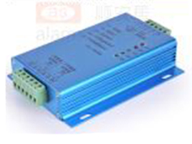 顺安居 AS-1202 两路485HUB                  (RS485信号通用) 将1个RS485转换为2个485信号,起到信号隔离的作用,延长通讯距离,每个出线通道的通讯距离可以达到1200米                                                (适用于所有485信号中,比如对讲,门禁等)