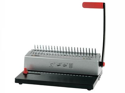 金典 GD-3000  产品类型: 梳式文本装订机 装订规格: 打孔能力:10张(80gsm) 装订厚度: 240张(80gsm) 产品重量: 4.7kg 其它特性: 打孔边距调节:2m