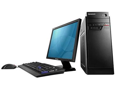 """联想启天B4550(G3220)    """"产品类型: 商用电脑 机箱类型: 立式 CPU 频率: 3GHz 核心/线程数: 双核心/双线程 内存类型: DDR3 1333MHz 硬盘容量: 500GB 显卡类型: 核芯显卡 显存容量: 共享内存容量"""""""
