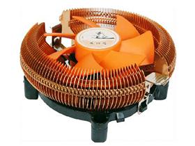 雪铁龙(金) 加厚散热片,超重,市面上最厚的9公分散热器,功率可达120W