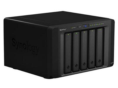 群晖DS1515+网络存储器NAS家庭云存储服务器