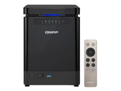 威联通 TS-453BMiNi-4G 8G NAS网络存储服务器