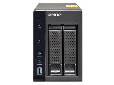 威联通QNAP TS-253A 4G中小企业建制私有云端的解决方案