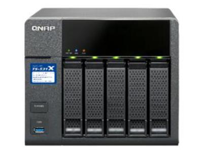 威联通QNAP TS-531X NAS网络存储