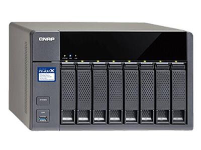 威联通QNAP TS-831X 8G 16G内存 NAS网络存储服务器