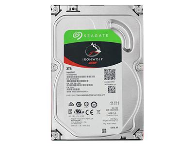 """希捷 ST3000VN007 酷狼硬盘3T NAS硬盘ST3000VN000升级    """"适用机型: 服务器 硬盘容量: 3TB 硬盘转速: 5900转 缓存容量: 64MB 接口类型: SATA3 尺寸: 3.5英寸"""""""