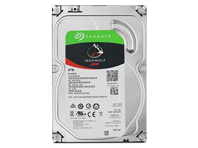 """希捷 ST6000VN0041酷狼6T硬盘 NAS网络存储服务器硬盘    """"适用机型: 服务器 硬盘容量: 6TB 硬盘转速: 7200转 缓存容量: 128MB 接口类型: SATA3 尺寸: 3.5英寸"""""""