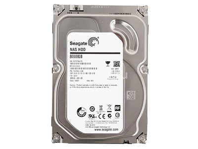 """希捷 ST8000VN0002 8T NAS专用硬盘升酷狼盘ST8000VN0022    """"适用机型: 服务器 硬盘容量: 8TB 硬盘转速: 7200转 缓存容量: 256MB 接口类型: SATA3 尺寸: 3.5英寸"""""""