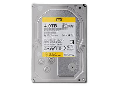 """西部数据 WD4002FYYZ 4T 企业级 黑盘/金盘 服务器硬盘    """"适用机型: 台式机 硬盘容量: 4TB 硬盘转速: 7200转 缓存容量: 128MB 接口类型: SATA 尺寸: 3.5英寸"""""""