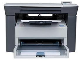 惠普  M1005 产品类型: 黑白激光多功能一体机 涵盖功能: 打印/复印/扫描 最大处理幅面: A4 耗材类型: 鼓粉一体 黑白打印速度: 14ppm 打印分辨率: 600×600dpi 网络功能: 不支持网络打印 双面功能: 手动