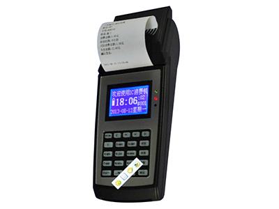 优卡特JTXF-P手持消费机 支持可选无线4G USB通讯