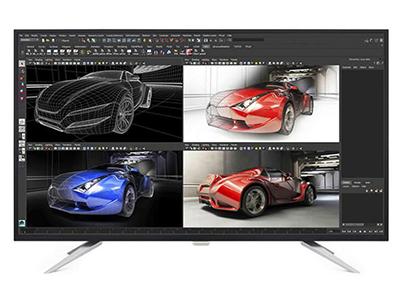 """飞利浦BDM4350UC    """"产品类型: 4K显示器,LED显示器,广视角显示器 产品定位: 设计制图,摄影剪辑 屏幕尺寸: 43英寸 面板类型: IPS 最佳分辨率: 3840x2160 可视角度: 178/178° 视频接口: D-Sub(VGA),HDMI(MHL)×2,Displayport,Mini DisplayPort"""""""