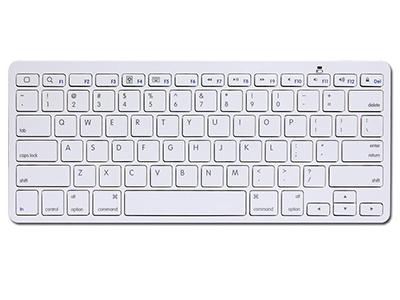 """飞利浦 SPK6601 蓝牙键盘    """"数字键盘:无 键盘标准:薄膜键盘 颜色:银白 连接方式:蓝牙 人体工程学:是"""""""