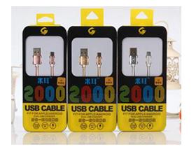 """米耳 D2A (V8)2米线 """"适用:A[PLE系列/此类接口产品   特性:可升级芯片,急速充电   线材:德国进口pc材料   传输铜丝:90根   版本:USB2.0   线长:2m   颜色:金色、银色、玫瑰金   产品特点: 1.独有可升级芯片,同步IOS9.2系统升级,无需换线。 2.USB2.0接口,完全兼容iPhone。 3.采用德国进口TPE、PC材料,柔软耐扯拉,不易变色。 4.传输铜丝:90根纯铜丝,远超标准,提高充电速率。 5.内置独有高弹力纤维纱防断丝,可承受25kg拉力。"""""""