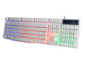 御拓 R5S 大包装 悬浮键帽 机械手感 彩虹背光