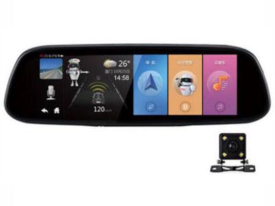 征服者 I-911X   智能后视镜导航电子狗安卓行车记录仪专车专用4G网络