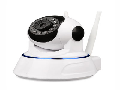 天敏 IPC98H  54  雄迈原装主板 稳定可靠 外置双天线 信号超强 流媒体服务器,全网络远程更流畅 手机WIFI配置一键通 简单易用 PT云台,360度全方位监控 画面清晰细腻,色彩还原好 配置过程语音通话,沟通无极限